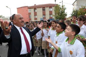Başkan Hasan Can Eğitim Öğretim Yılı Açılış Programına Katıldı