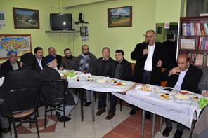 Başkan Hasan Can, Vatandaşlarla Buluşmaya Devam Ediyor