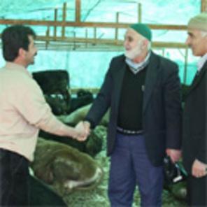 Ümraniye'de Kurban Kesim Alanları Hizmete Açıldı