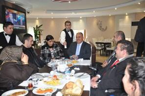 Engellilerden Başkan Hasan Can'a Anlamlı Teşekkür