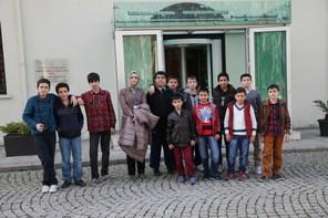 Kent Konseyi Çocuk Meclisi İslam Bilim ve Teknoloji Tarihi Müzesini Ziyaret Etti