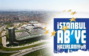 """""""İstanbul AB'ye Hazırlanıyor"""" Projesinde Pilot Bölgelerden Biri Ümraniye"""