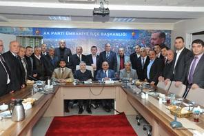 Başkan Hasan Can Muhtarlarla İstişare Toplantısında Bir Araya Geldi