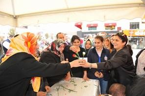 Ümraniye Belediyesi Kent Konseyi Kadın Meclisi 8 Mart Dünya Kadınlar Günü'nü Kutladı