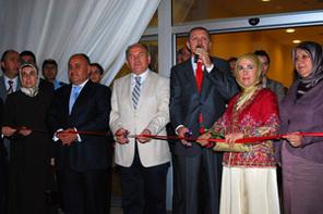 Nikah Sarayı'nın Açılışını Başbakanımız Yaptı