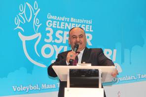 Ümraniye Belediyesi Spor Oyunları'nda Heyecan Başladı