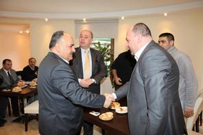 Başkan Hasan Can Tepeüstü Esnafıyla Bir Araya Geldi