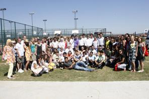 26 Ülkeden 100 Öğrenci Ümraniye'yi Ziyaret Etti
