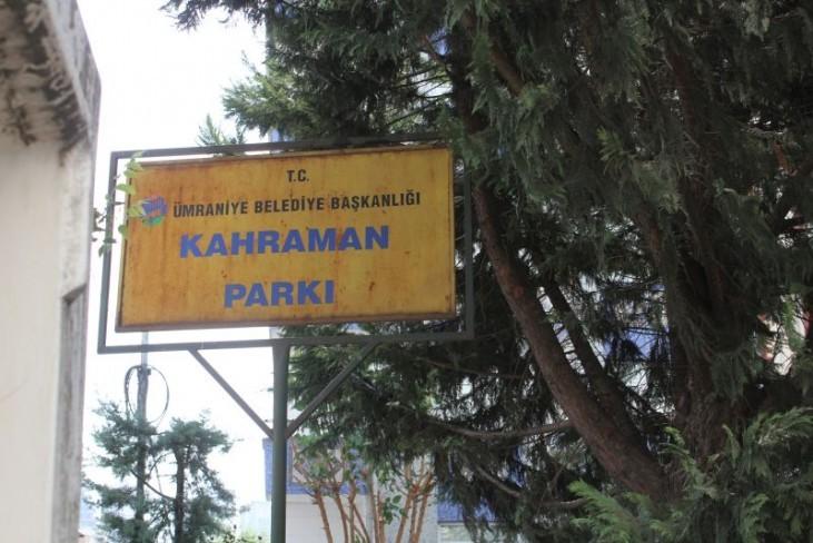 KAHRAMAN PARKI