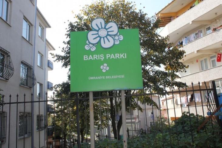 BARIŞ PARKI