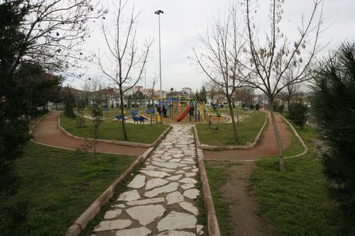 KAZIM KARABEKİR PARKI