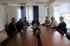 Fojnica Belediye Meclisi'nden Başkan Hasan Can'a Fahri Vatandaşlık Beratı
