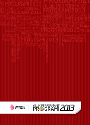 2013 Mali Yılı Performans Programı