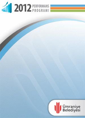 2012 Mali Yılı Performans Programı