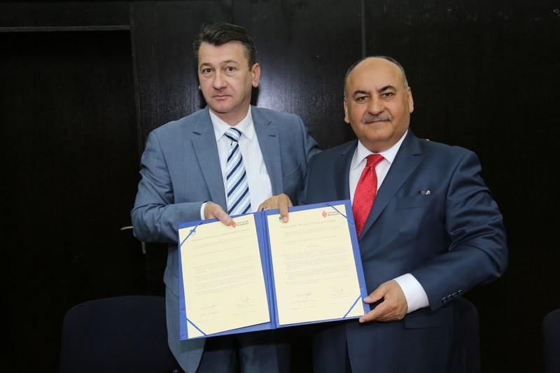 Ümraniye Belediyesi, Stari Grad Belediyesi İle Kardeş Belediye Protokolü İmzaladı