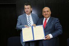 """Ümraniye Municipality has signed a """"sister municipality"""" protocol"""