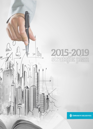 Ümraniye Belediyesi Stratejik Planı 2015-2019