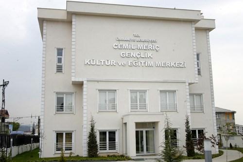 Cemil Meriç Gençlik Eğitim ve Kültür Merkezi