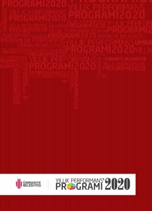 2020 Mali Yılı Performans Programı