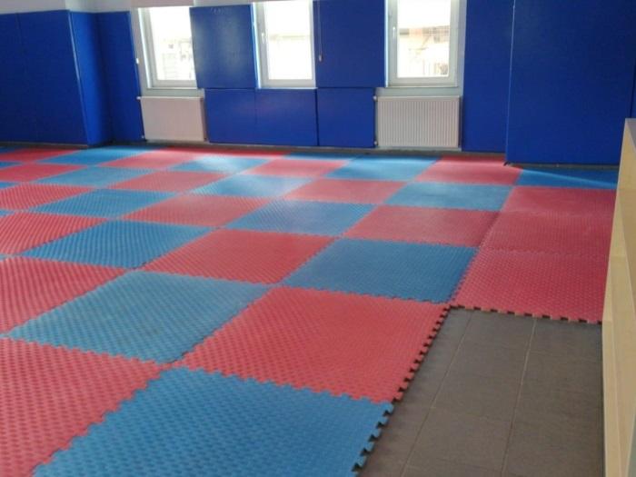 Necip Fazıl Kültür Merkezi Spor Salonu