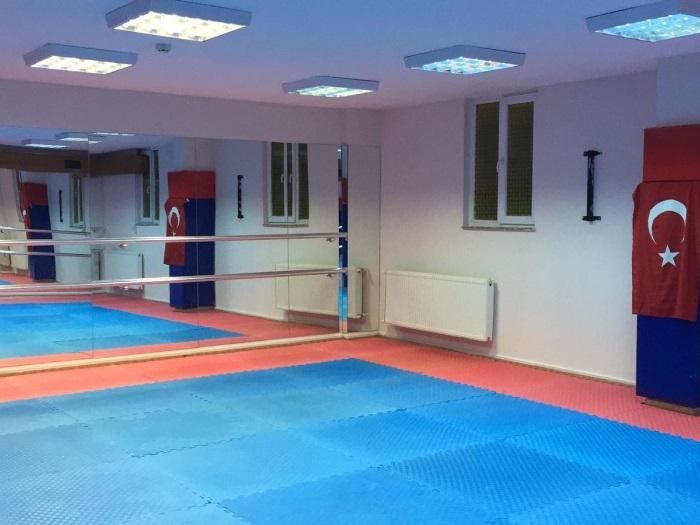 Namık Kemal Kültür Merkezi Spor Salonu