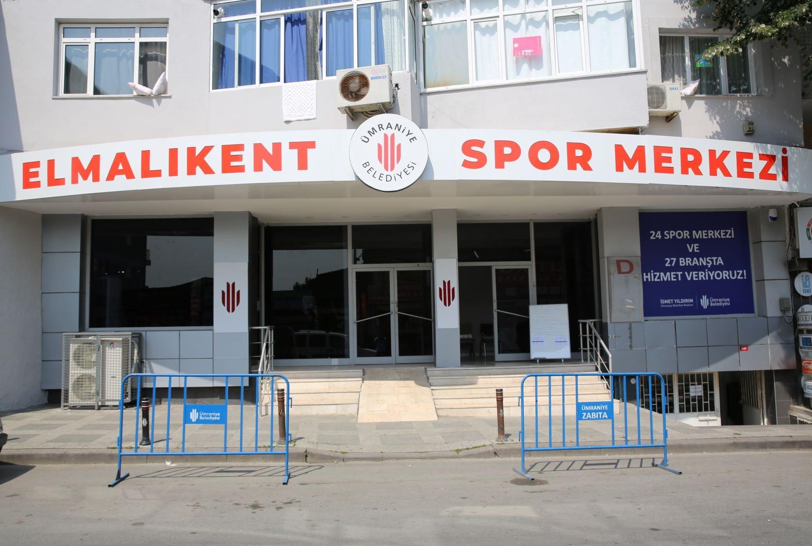 Elmalıkent Spor Merkezi