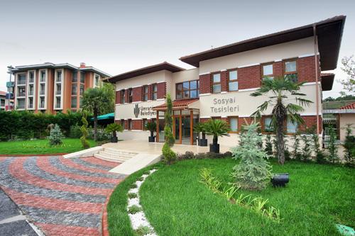 Ümraniye belediyesi sosyal tesisleri